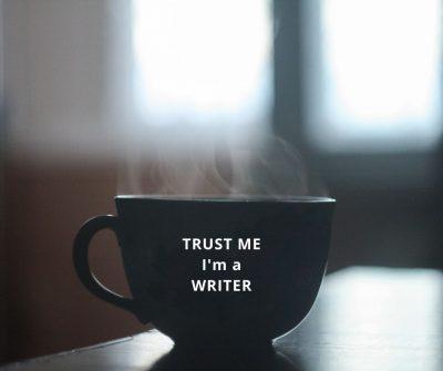 TRUST ME I'M A WRITER-2