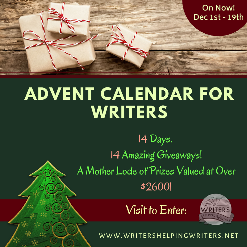 WHW Advent for Writers 2019